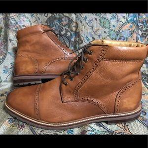 Florsheim Estabrook Captoe Boots